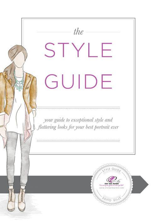 Senior Style Guide for girls!