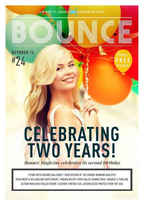 BOUNE MAGAZINE OCTOBER EDITION 2014