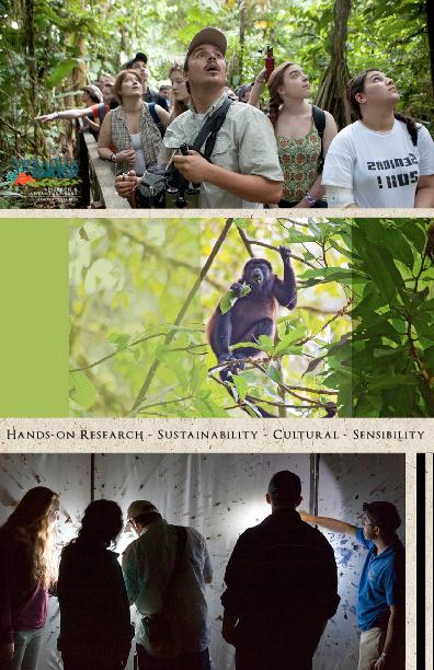 Educational Programs Veragua Rainforest
