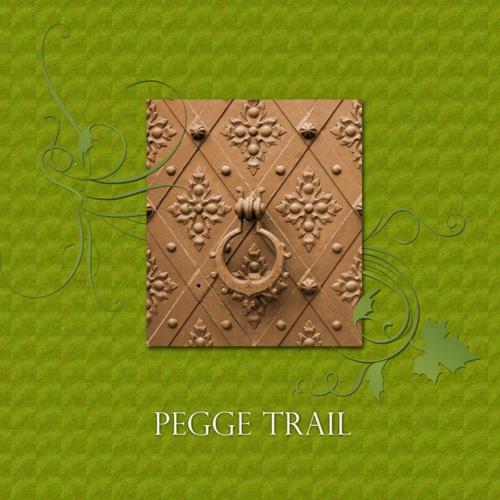Pegge Trail Bio Book
