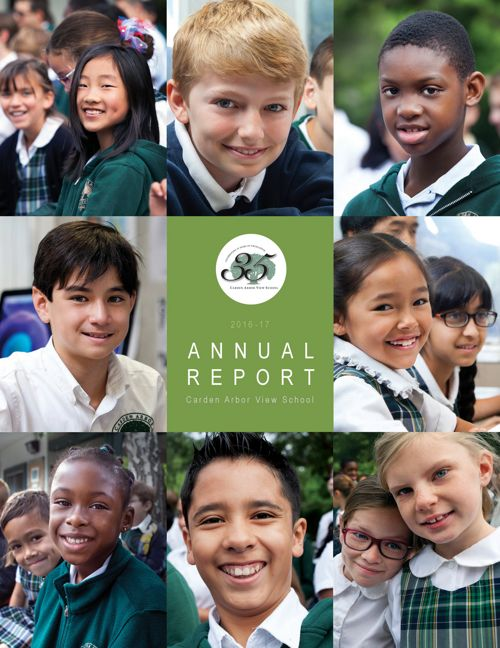 Carden Arbor View School 2016-17 Annual Report