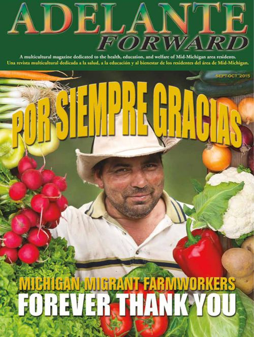 Adelante Forward magazine Sept/Oct 2015