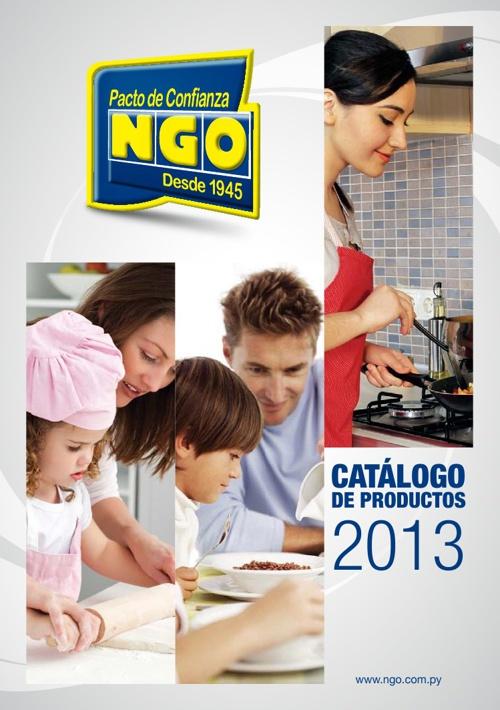 Productos 2013