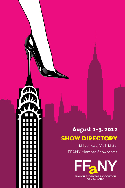 FFANY Show Directory August 1-3, 2012