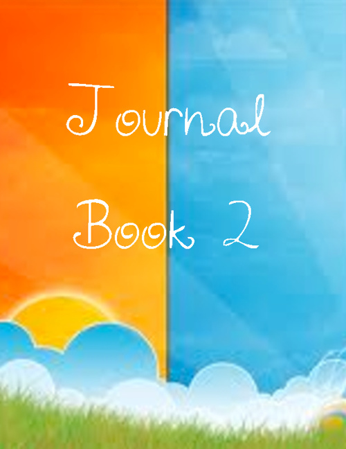 Journal Book 2