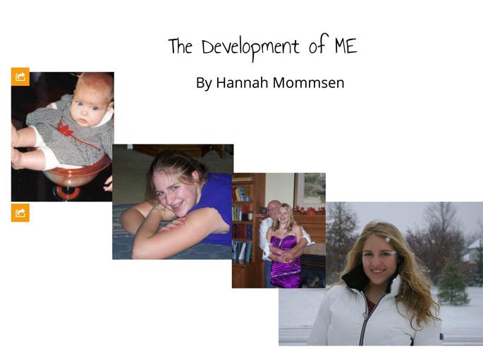 The Development of me
