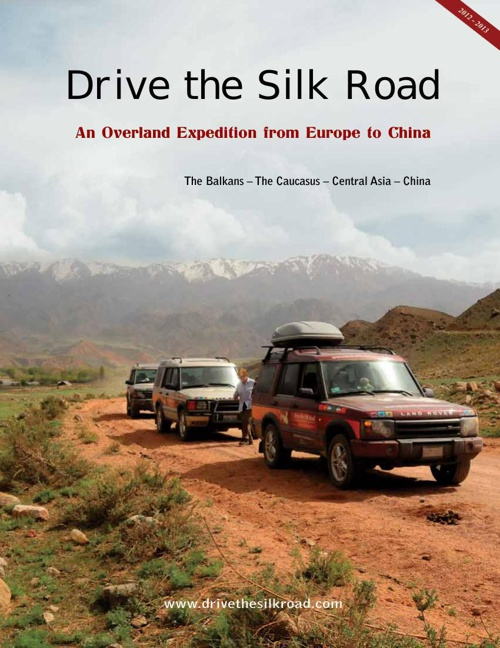 Driving the silk road