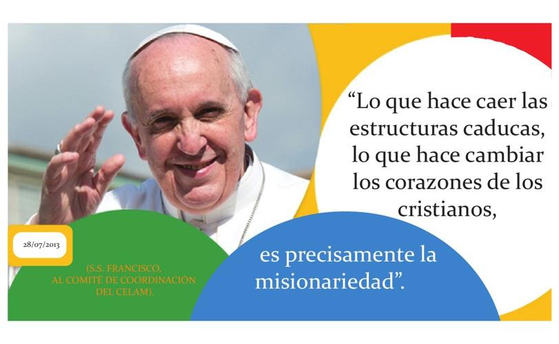 El Papa nos habla sobre la misión