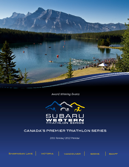 Subaru Western Triathlon Series 2011 Review / 2012 Preview