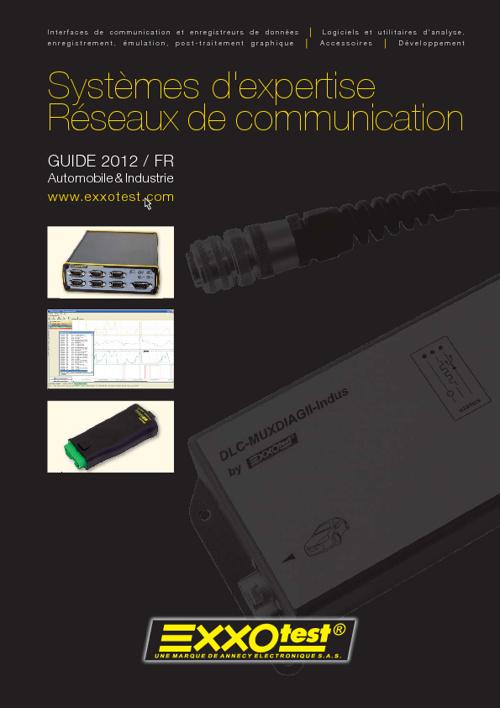 Systèmes d'Expertise Réseaux de Communication