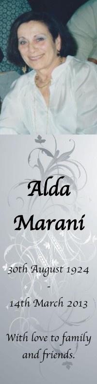 Alda Marani