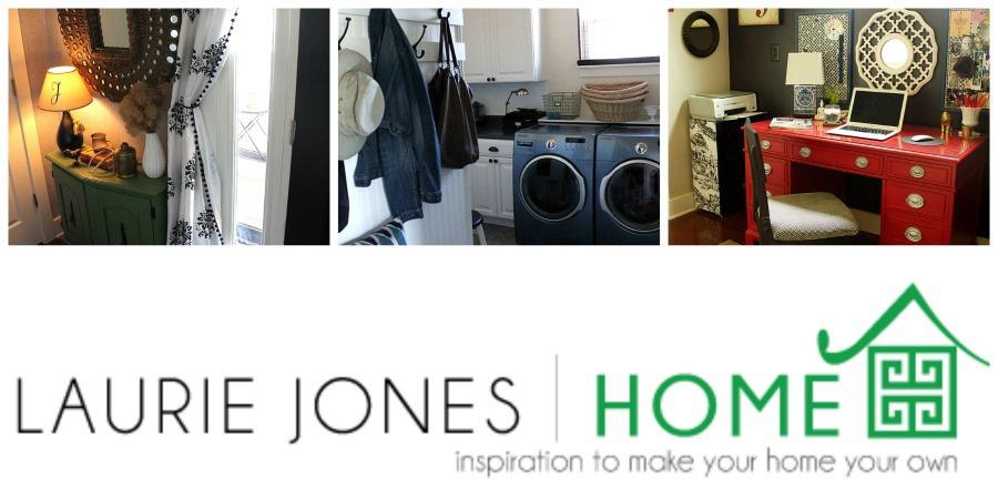 laurie jones home tour
