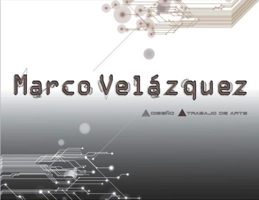 Marco Velázquez CV 2016
