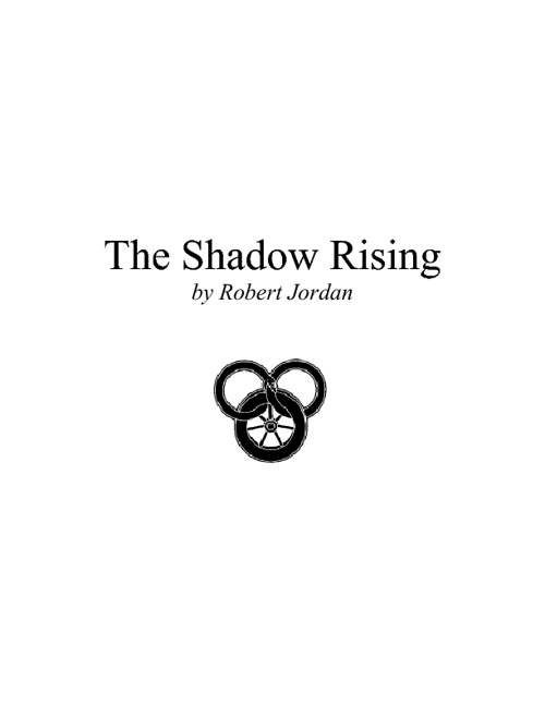 4. The Shadow Rising