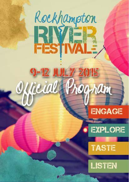 Rockhampton River Festival Program