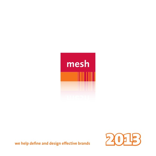 Mesh Presentation Book 2013