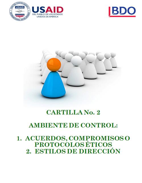 2 - Cartilla Ambiente de Control