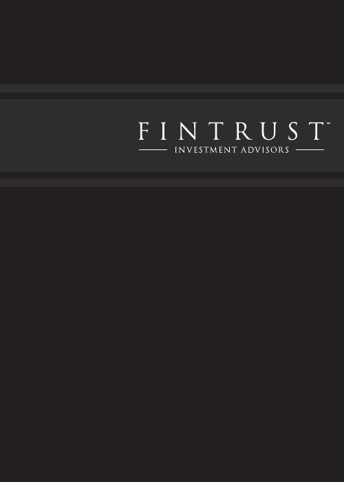 FinTrust Branding Brochure - Single Page Breakdown