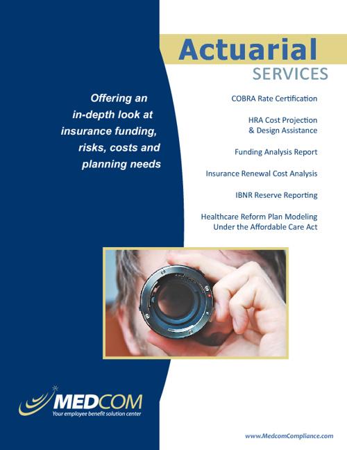 Actuarial Brochure