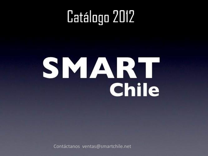 Catálogo 2012 SmartChile