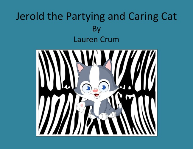 Jerold the Partying and Caring Cat