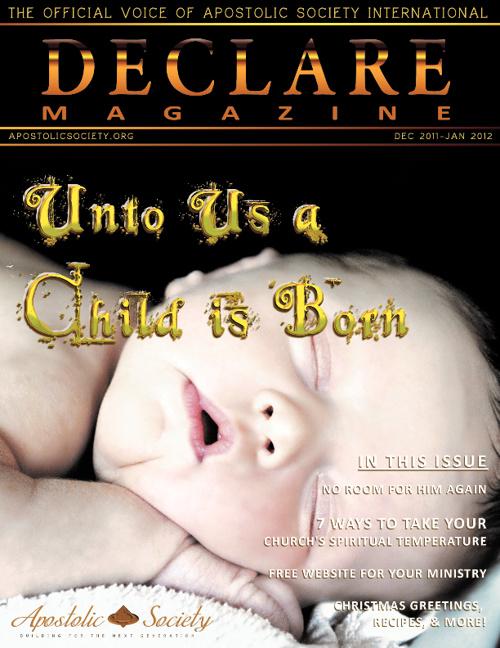 Declare Mag: Dec/Jan 2012