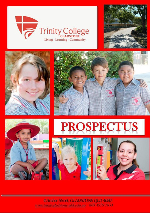 Trinity College Prospectus 2014  FINAL