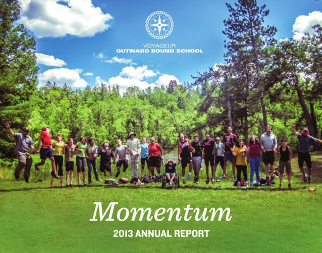 VOBS 2013 Annual Report