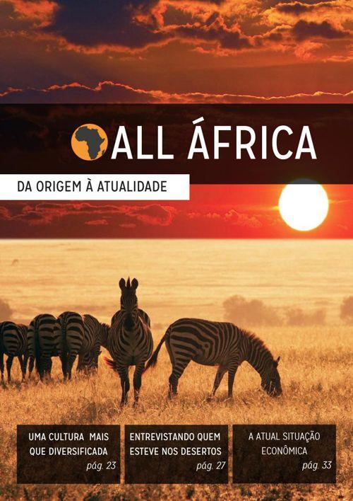 "Revista ""All África"""