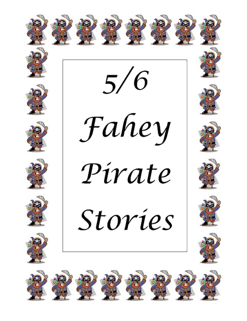 5/6 Pirate Stories
