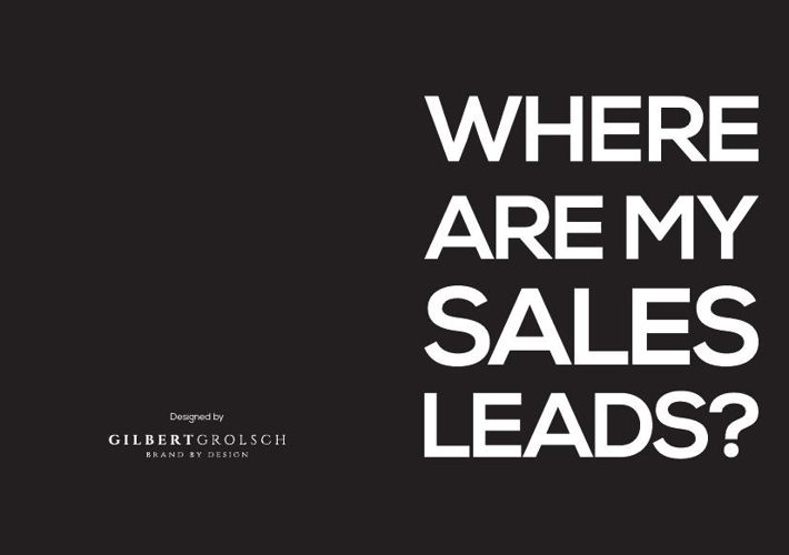 Where Are My Sales Leads?