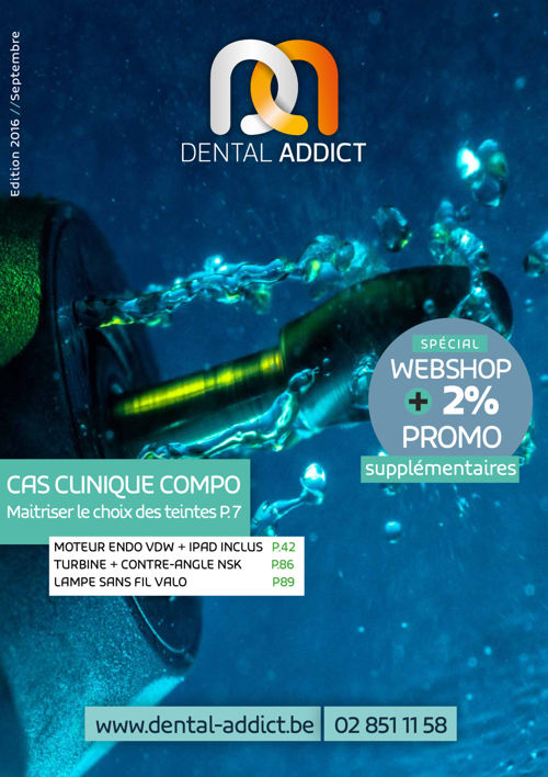 Offres Septembre - Dental Addict