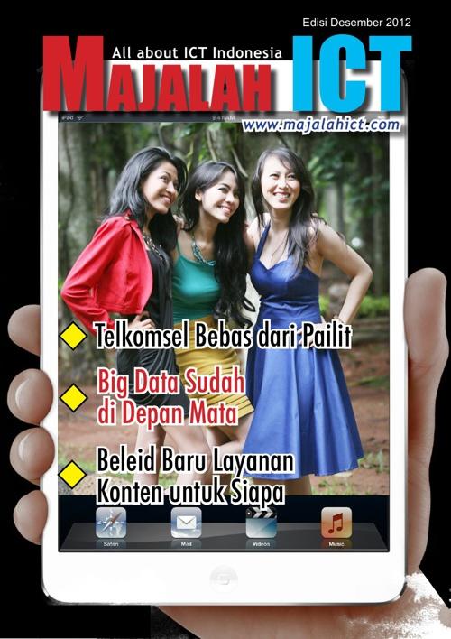 Majalah ICT Edisi Desember 2012
