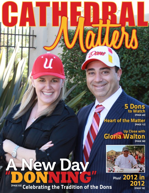 Cathedral Matters Magazine 2012
