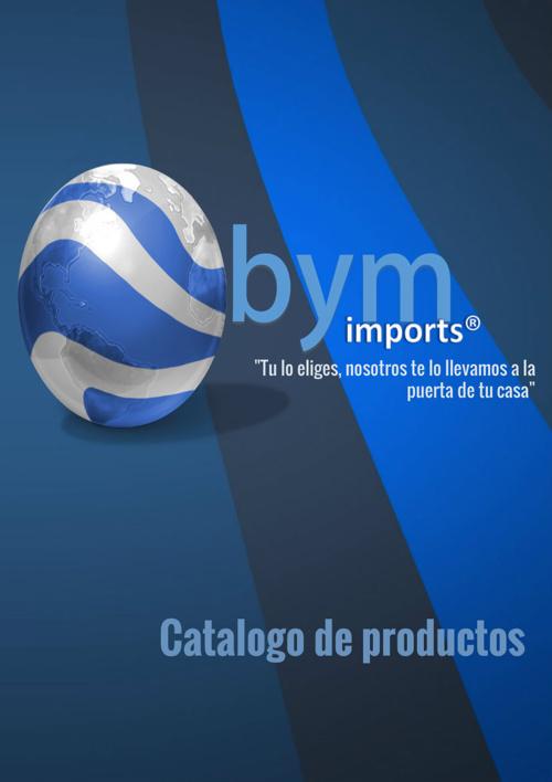 Catalogo de productos - bymimports