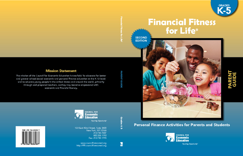 Fiancial Fitness for Life K-5 Parents Guide