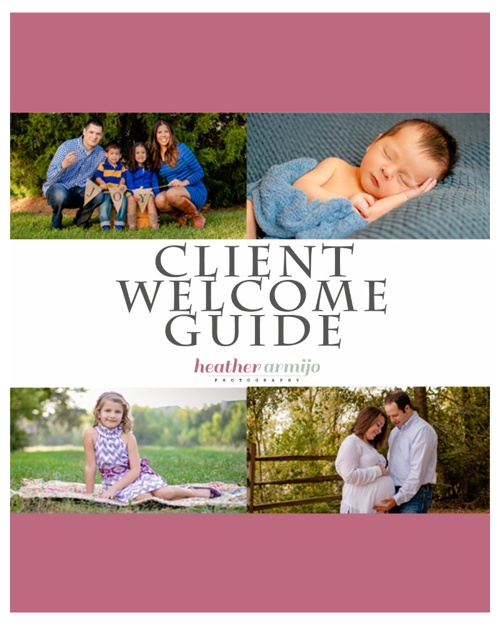 Client Welcome Guide