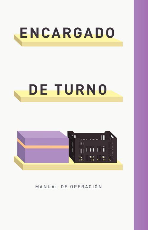 Manual de operación - Encargado de turno - DPC
