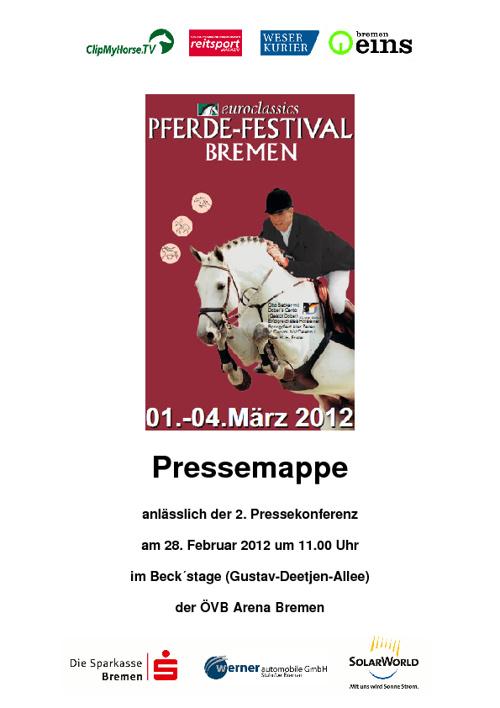 Pressemappe Bremen