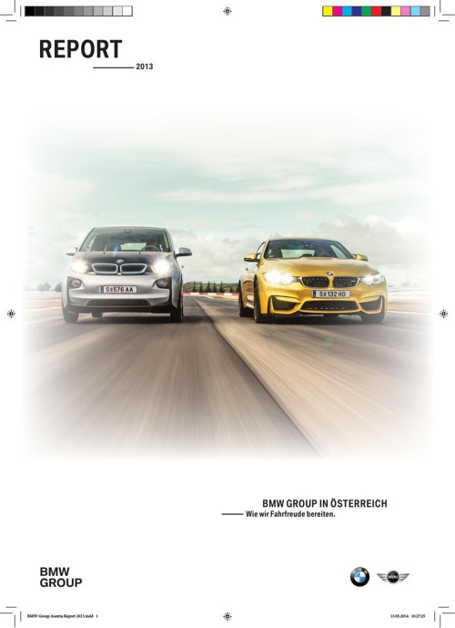 BMW Report 2013
