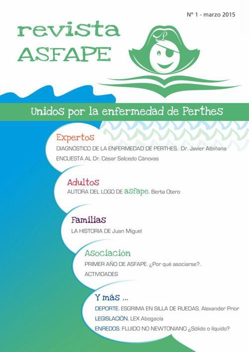 Revista 1 ASFAPE - marzo 2015