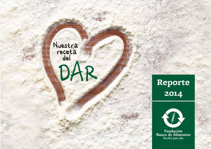 Fundación Banco de Alimentos - Reporte 2014