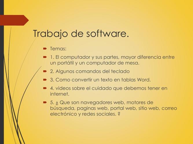 Trabajo de software 2