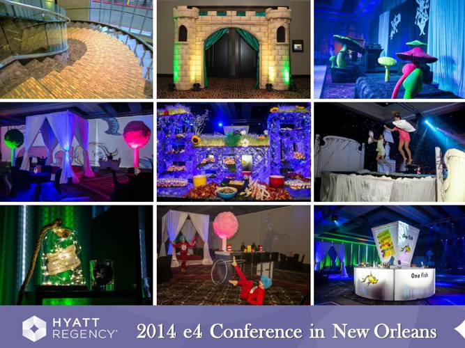 2014 e4 Conference in New Orleans
