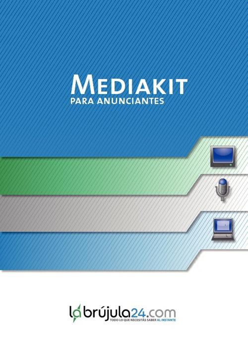 MEDIAKIT Vigente octubre 2011