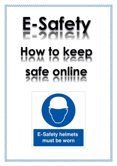 E-Safety brochure for ICT