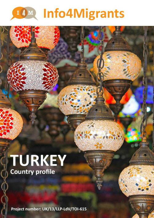 Country profile TURKEY Learnmera English