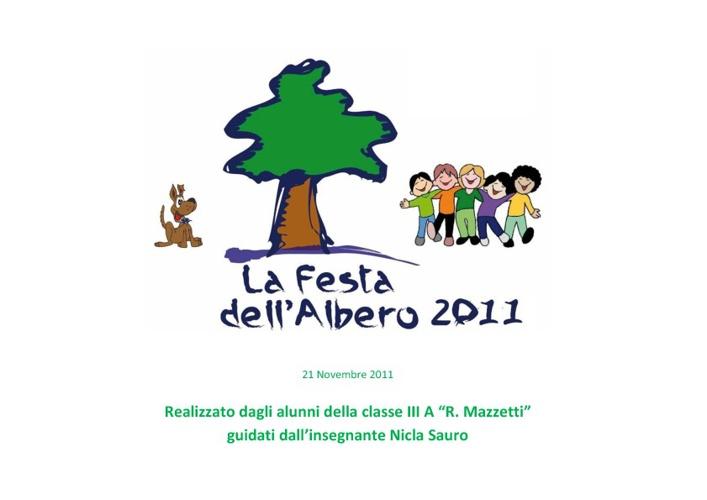Festa dell'Albero 2011