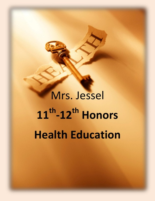 High School Honors Health Book 1