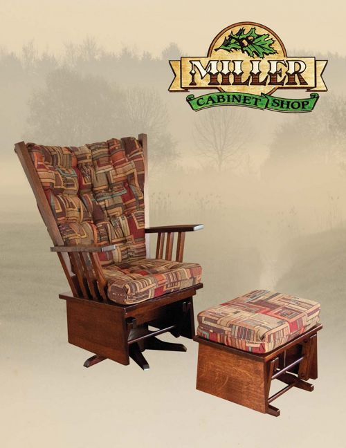 MillerCabinets2014 - rocking chairs